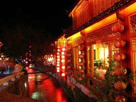 丽江酒吧街