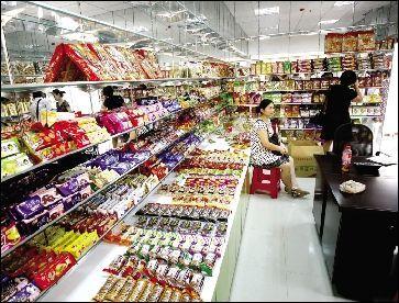 汉正街最大市场汉口北开业 仓储和门面彻底分