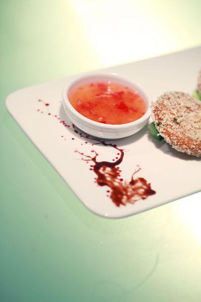 第五道:泰式炸鱼饼
