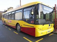 英国的bus校车
