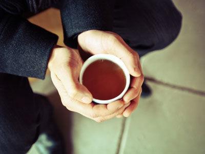 生姜红茶减肥法 让你的体温升2度