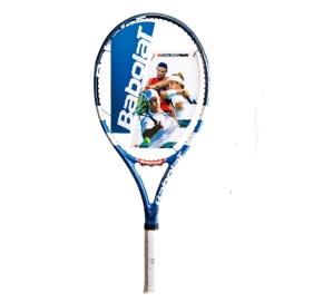 湖北省青少年发展基金会:李娜签名网球拍
