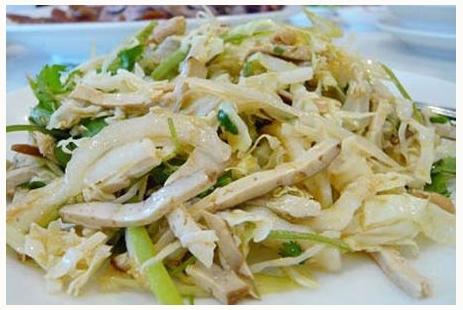 家常菜也有宝 大白菜N种变身术