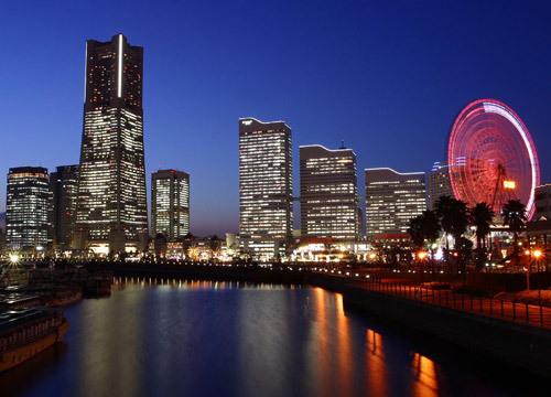 日本第二大城市 独特魅力的国际之港横滨_新浪