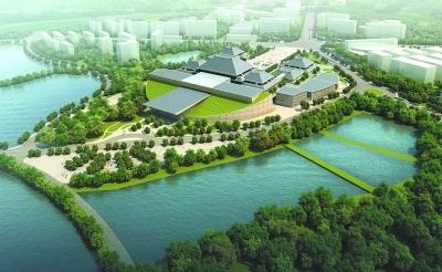 武汉市建筑设计院提交的方案