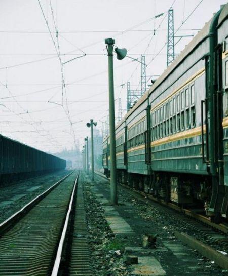 武汉绿皮小火车