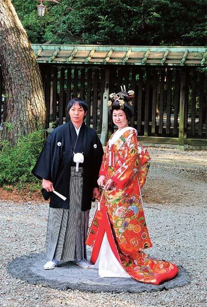 日本和服源于中国