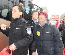 省交警总队高速管理支队支队长郭孟如