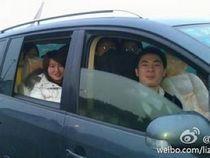 @李智大旗:上海-湖南