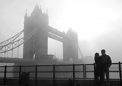 伦敦塔桥乐高大颗粒