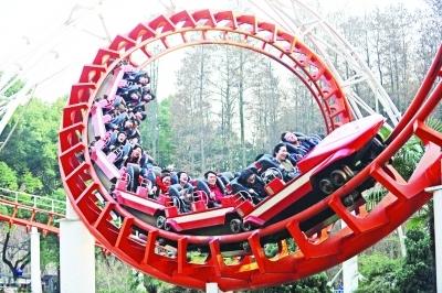 武汉动物园有没有游乐场