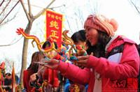细数武汉春节期间的那些庙会