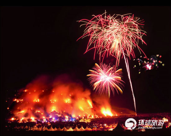旅游度假 奇闻趣事 > 正文    每逢正月十五月圆之夜,济州的新星岳一