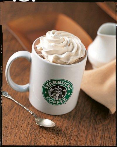 星巴克咖啡&饮料英文名及点单方法