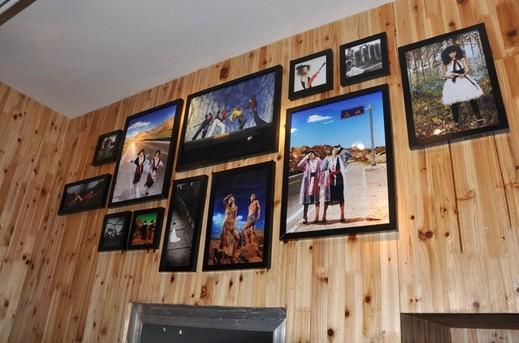 武汉可以做照片墙的实体小店 探访乐图数码影