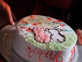 做一份爱的蛋糕