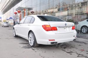 BMW Individual 7 系施坦威全球限量版 到店实拍