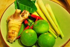 泰国进口的食材,好漂亮有木有!