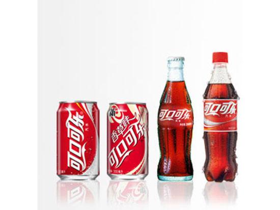 创意可乐瓶包包