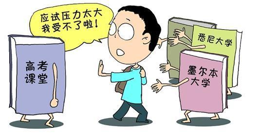 武汉休历史被五所海外名校录取(图)_资讯频道初中教师学生总结图片
