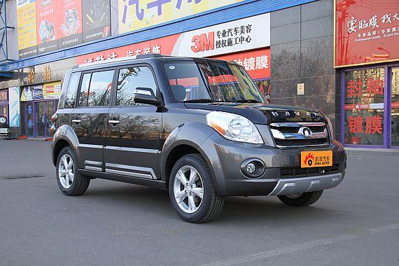 2012款哈弗M2 6.79万元起售