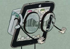 iPad成儿童视力第一杀手