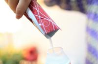 胶原蛋白加在养乐多里喝美味通畅