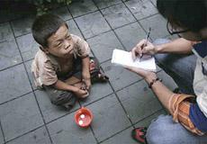 假乞丐是对悲悯情怀的极大伤害