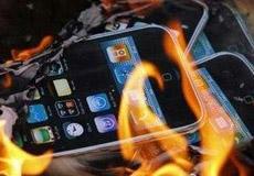 男子烧纸扎iPhone称让外公感受高科技