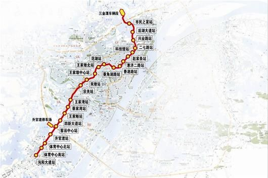 武汉地铁3号线线路图 地铁3号线线路图 佛山地铁3号线线路图图片