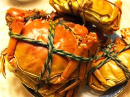 @洪漂漂爱小朋友:高淳来的无敌大螃蟹