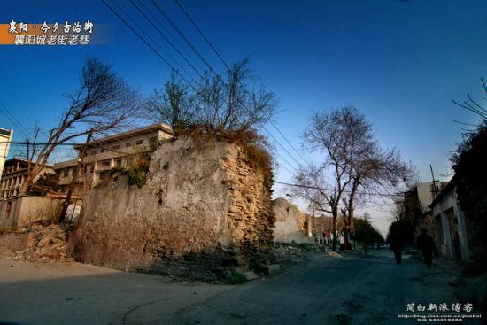 残垣断壁 历史的印迹