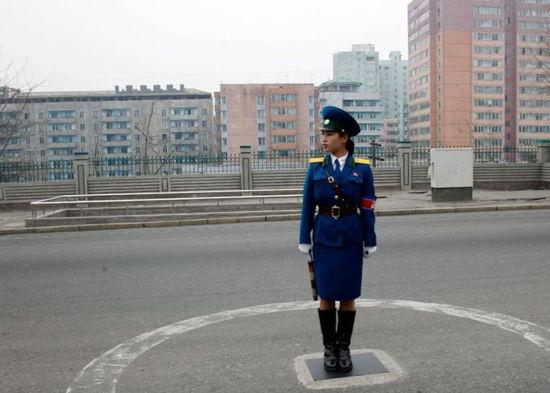 朝鲜街头实录 政府百姓生活两重天