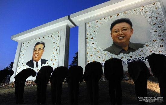 朝鲜政府百姓两重天 生活照旧毫无影响