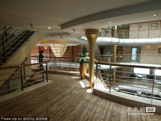 湖北建成世界最大内河豪华邮轮