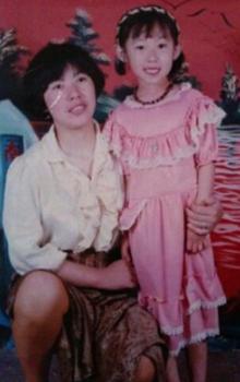 希望妈咪永远年轻