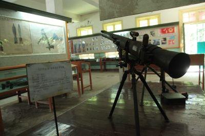 国产78式82毫米无后坐力炮