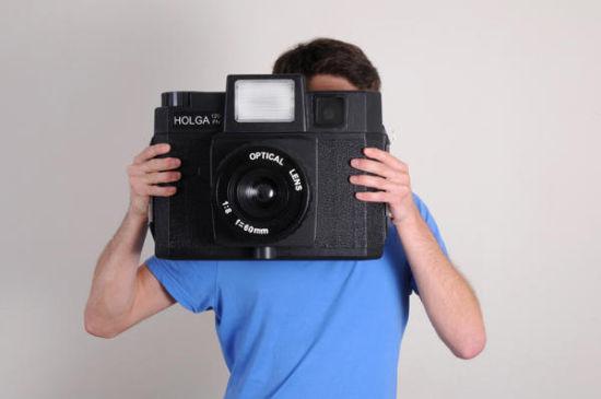 巨型照相机