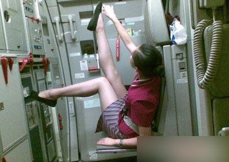 空姐私密照