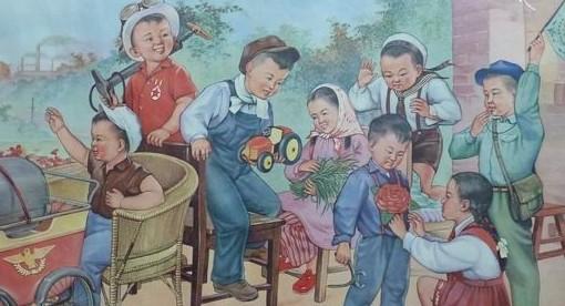"""在这个年代,一到""""六一""""儿童节"""