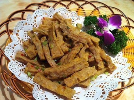 椒盐潮州肉饼