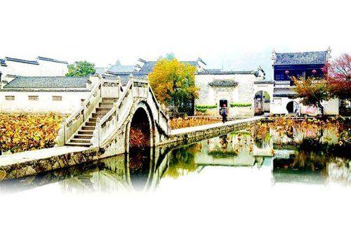 宏村——不经意间处处是风景