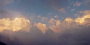 武功山的云海
