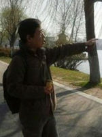 @南京城墙光影