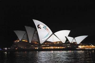 悉尼水上飞机公司的georgie