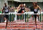 钻石联赛尤金站刘翔夺冠 超风速平世界纪录