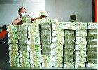 武汉公交集团点钞女工数钱数到手抽筋