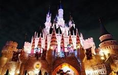 香港迪士尼乐园畅享童话的梦幻世界
