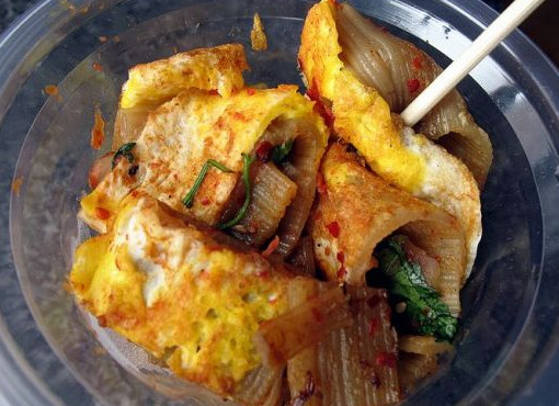 黑龙江特色美食文化小吃烤冷面的做法