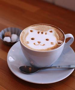 爱奶茶 爱咖啡 爱吃甜品